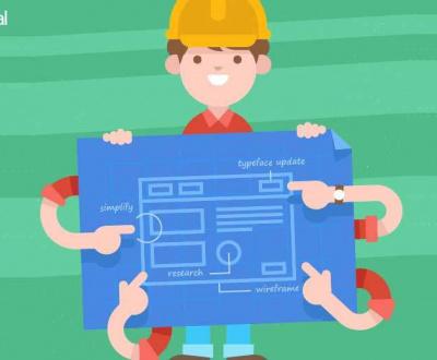 diseñar una web