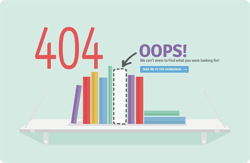 como gestionar el error 404