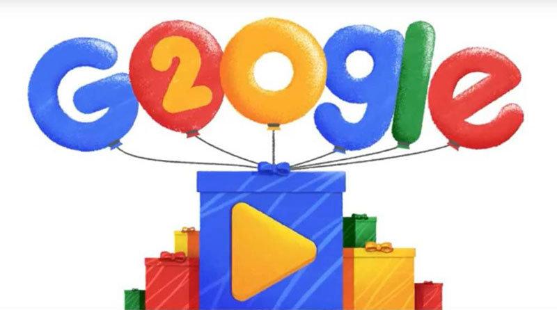 google pasado y futuro