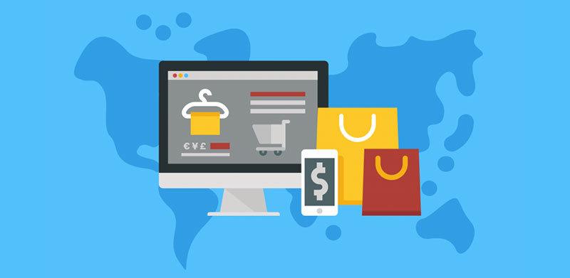 página de productos en eCommerce